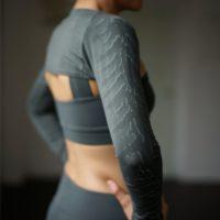 Bolero Sarala Sidedetail - kismet yogastyle