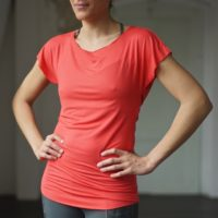 Yoga Tee Leela 1 - kismet yogastyle