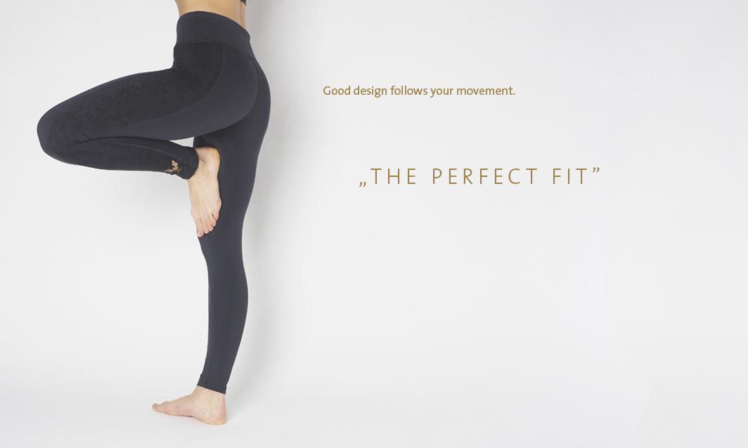 yoga shape leggings lakshmi anthracite-tree pose-shape fit