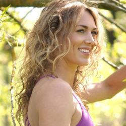 Fleur Jagt Close up - kismet yoga style