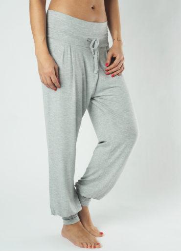 Kismet Yoga Pant Padmini-grey marl-side front