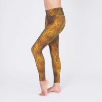 Devi-Leggings-olive-snake-side1-kismet yogastyle