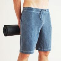 Hari Short Front - kismet yogastyle