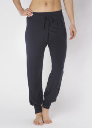 Kismet Yoga Pant Padmini anthracite front view