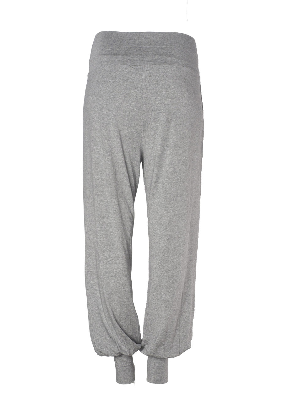 Padmini Pant grey marl back