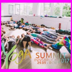 Yoga Summit Innbruck