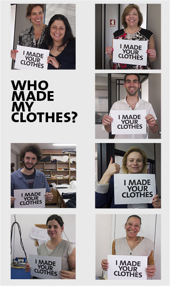 Who Made My Clothes Nachaltige Mode In Portugal Produziert Green