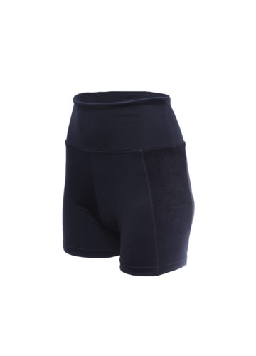 Yoga Shape Short Ananta - Anthracite-front view frei