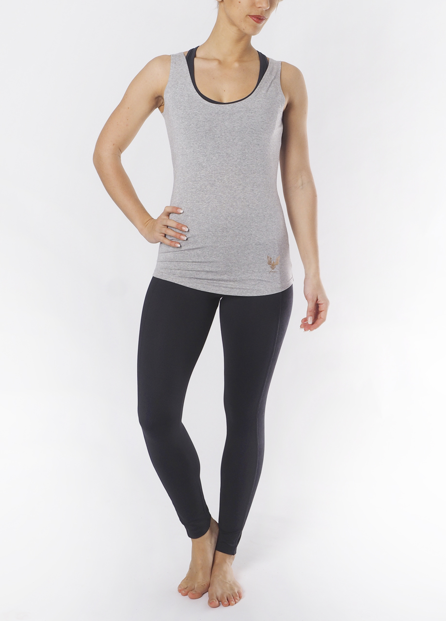 Comfy, stylish yoga tanks and tees perfect to wear on or off the mat. Graphic Tops. Made In The USA. On Sale & Free Shipping!