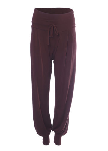 Kismet Yoga Pant Padmini mystic red front view