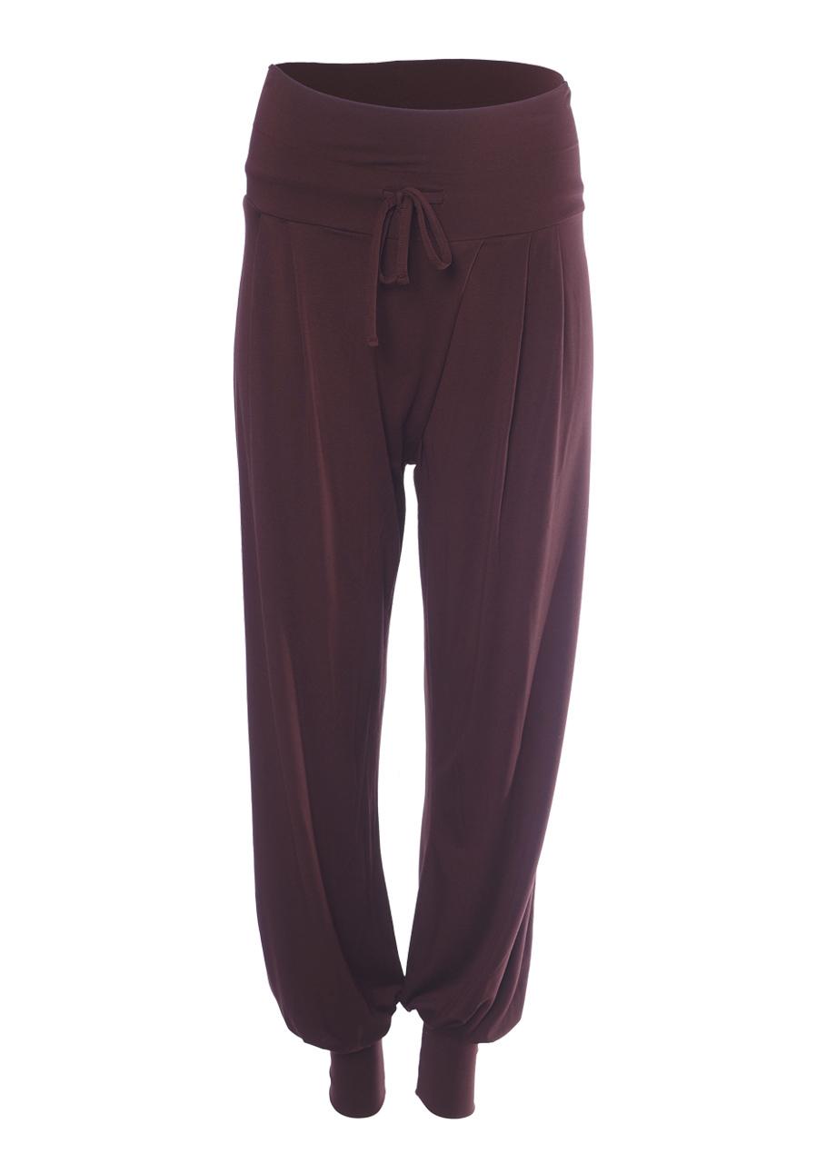 1b9158363df Yoga Pant Padmini - Mystic Red