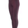 Kismet Yoga Shape Leggings Lakshmi mystic red front view