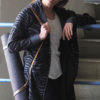 Kismet-Pangu-Jacket-dark-grey-zebra-front-mood-Kismet Yogastyle