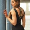 Yoga Tank Sati anthracite,Kismet Yogastyle