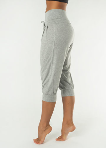 Kismet Padmini Capri grey marl side