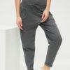 Pant Balian - Grey Marl front mood standing 2