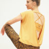 Yoga Top Surya - Desert-Kismet Yogastyle-back